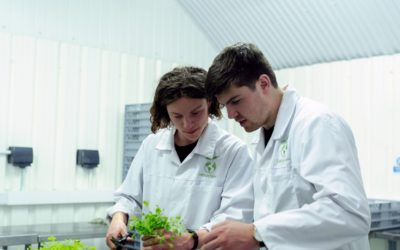 Opportunities in Agriculture? They're Growing! A Perspective on Careers & Innovation in Nova Scotia's Bioeconomy
