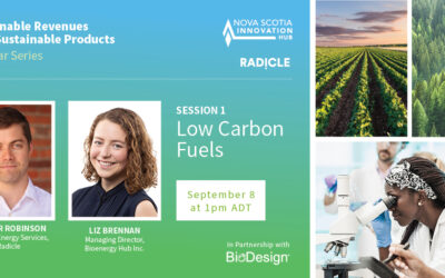 Sustainable Revenues from Sustainable Products: Low Carbon Fuels Session Recording