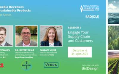 Sustainable Revenues from Sustainable Products: Engaging Your Supply Chain and Customers Session Recording